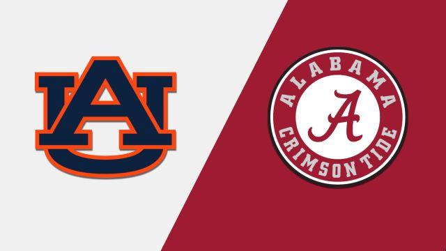 Auburn vs. Alabama (W Soccer)