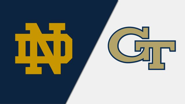 Notre Dame vs. Georgia Tech (W Volleyball)