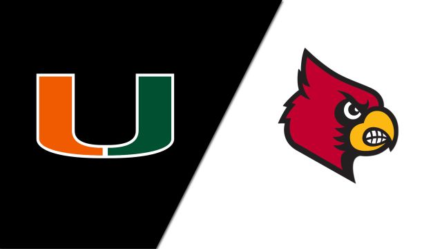 Miami vs. Louisville (W Volleyball)