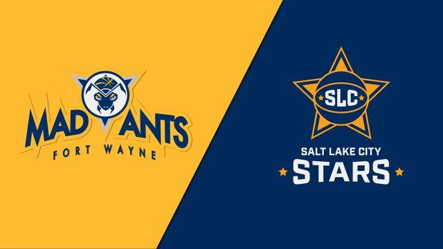 Fort Wayne Mad Ants vs. Salt Lake City Stars
