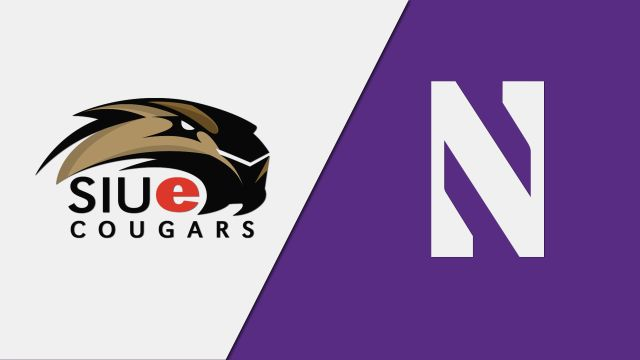 Sun, 12/15 - SIU-Edwardsville vs. Northwestern (M Basketball)