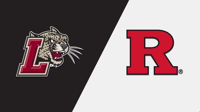 Lafayette vs. Rutgers (M Basketball)