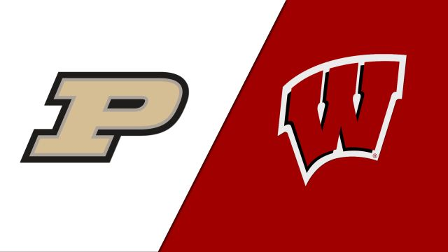Tue, 2/18 - Purdue vs. Wisconsin (M Basketball)
