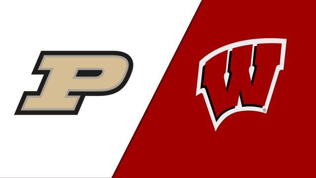 Purdue vs. Wisconsin (M Basketball)