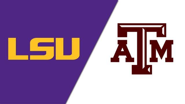LSU vs. Texas A&M (M Basketball)