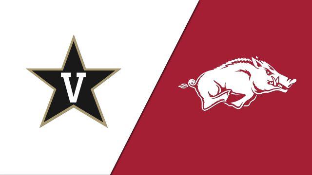 Vanderbilt vs. Arkansas (M Basketball)