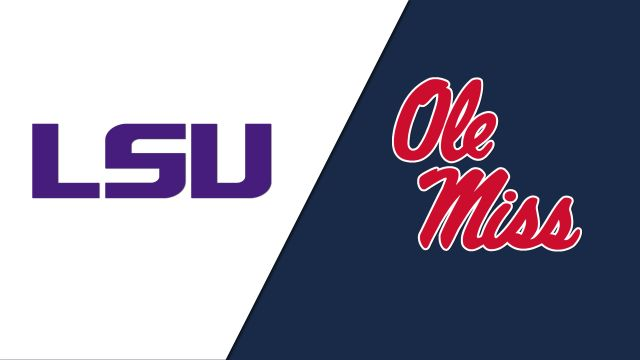 Sat, 1/18 - LSU vs. Ole Miss (M Basketball)