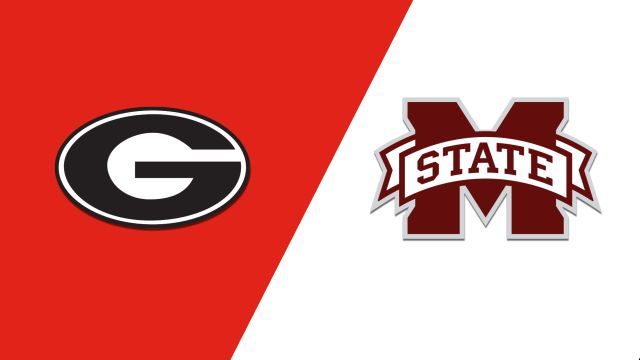 Georgia vs. Mississippi State (M Basketball)