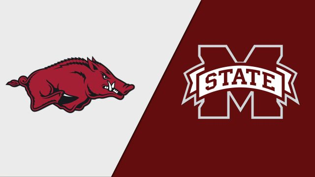 Arkansas vs. Mississippi State (M Basketball)