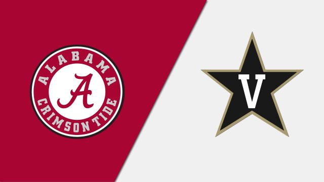 Alabama vs. Vanderbilt (M Basketball)