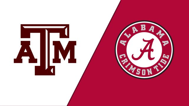 Texas A&M vs. Alabama (M Basketball)