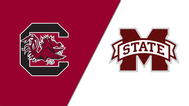 South Carolina vs. Mississippi State (M Basketball)