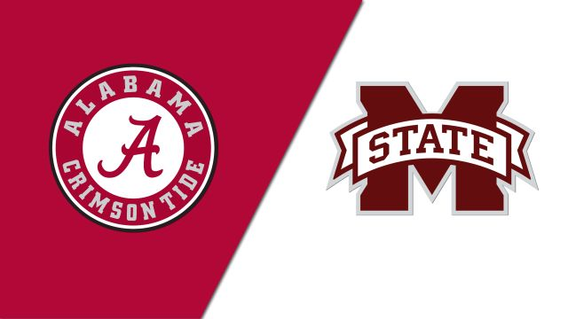 Alabama vs. Mississippi State (M Basketball)