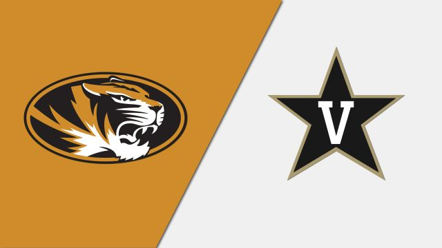 Wed, 2/26 - Missouri vs. Vanderbilt (M Basketball)