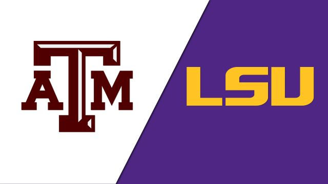 Texas A&M vs. LSU (M Basketball)
