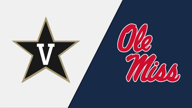 Vanderbilt vs. Ole Miss (M Basketball)