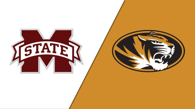 Mississippi State vs. Missouri (M Basketball)
