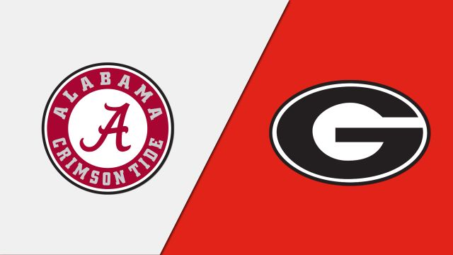 Alabama vs. Georgia (W Basketball)