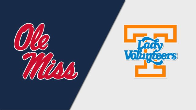 Ole Miss vs. Tennessee (W Basketball)