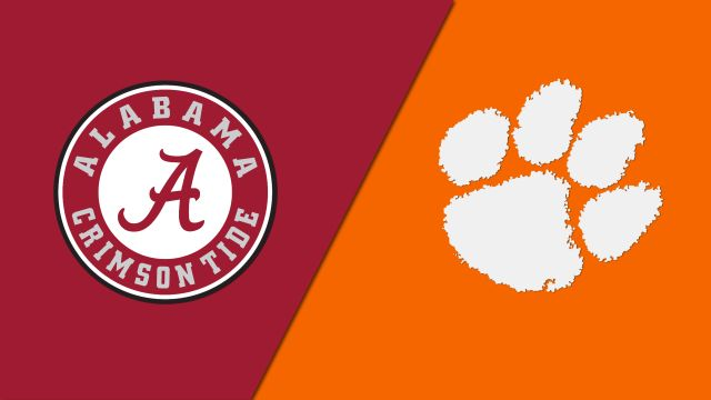 Alabama vs. Clemson (W Basketball)