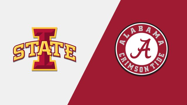 Iowa State vs. Alabama (W Basketball)
