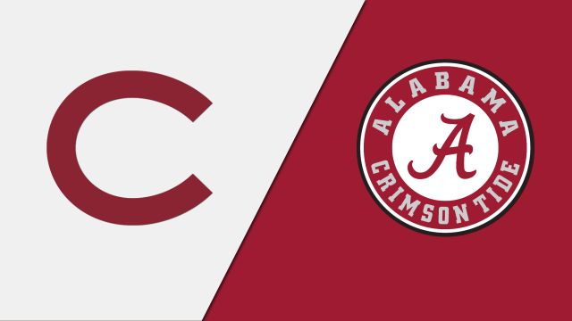 Colgate vs. Alabama (W Basketball)
