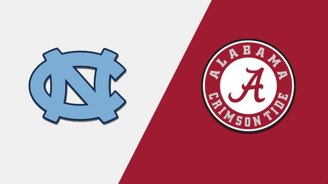 North Carolina vs. Alabama (W Basketball)