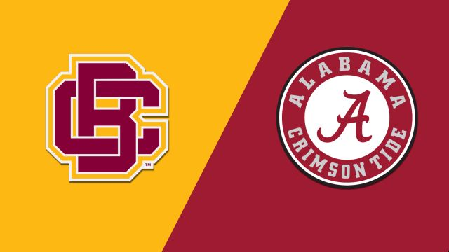 Bethune-Cookman vs. Alabama (W Basketball)
