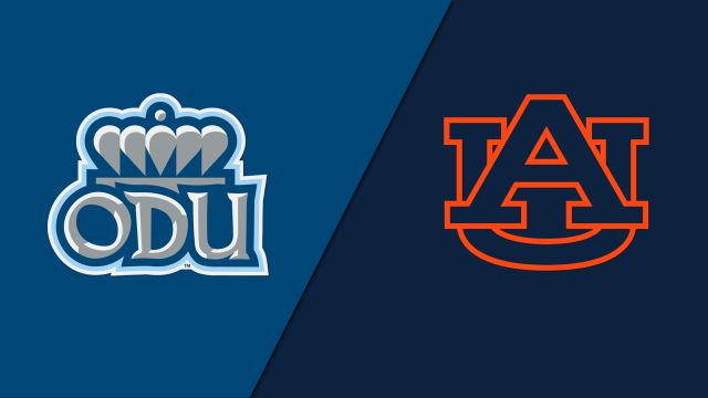 Old Dominion vs. Auburn (W Basketball)