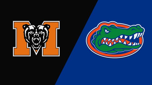 Mercer vs. Florida (W Basketball)