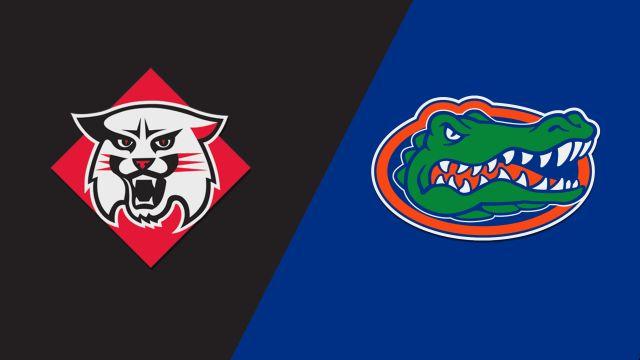 Davidson vs. Florida (W Basketball)