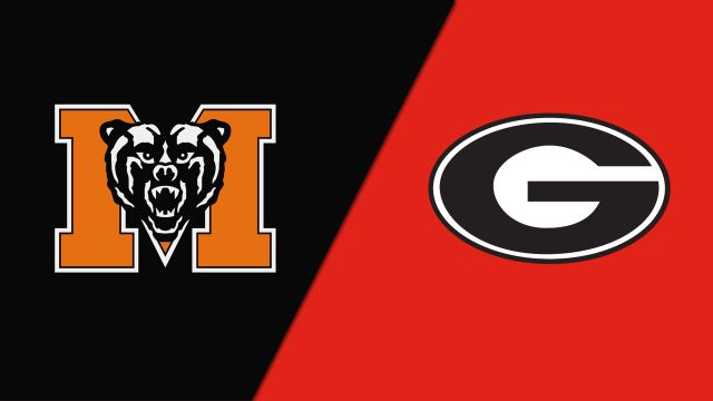 Mercer vs. Georgia (W Basketball)
