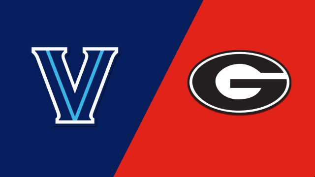 Villanova vs. Georgia (W Basketball)