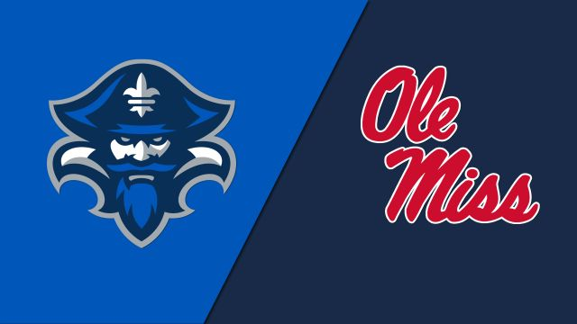 New Orleans vs. Ole Miss (W Basketball)
