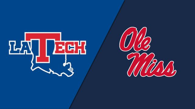 Louisiana Tech vs. Ole Miss (W Basketball)