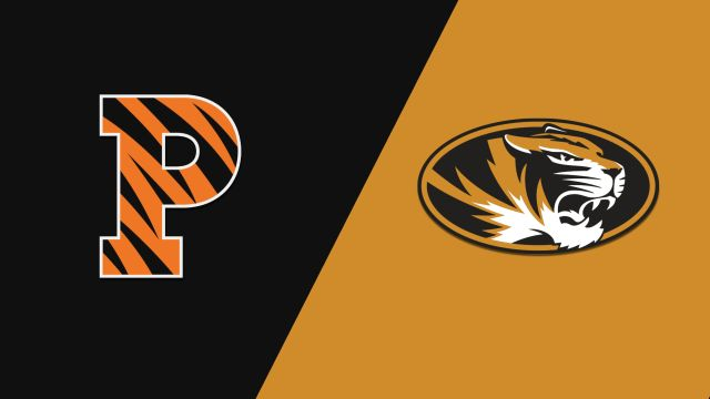 Princeton vs. Missouri (W Basketball)