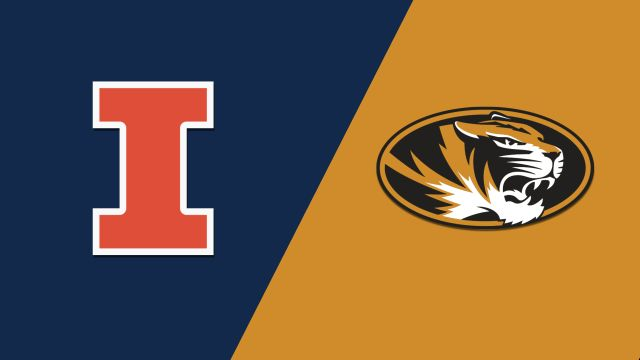 Illinois vs. Missouri (W Basketball)