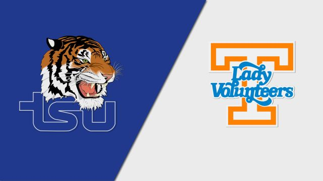 Tennessee State vs. Tennessee (W Basketball)