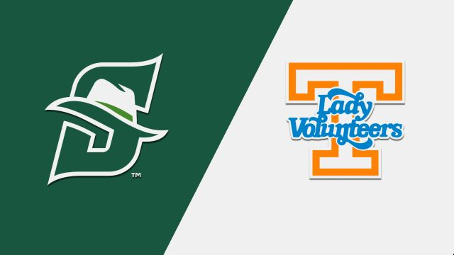 Stetson vs. #23 Tennessee (W Basketball)