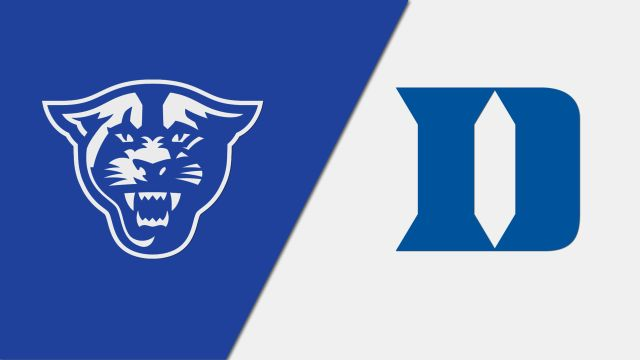 In Spanish-Georgia State vs. #2 Duke (M Basketball)