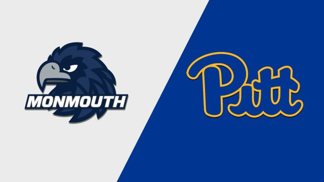 Monmouth vs. Pittsburgh (M Basketball)