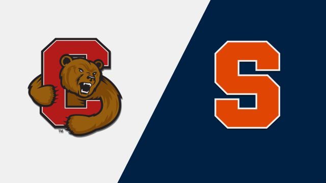 Cornell vs. Syracuse (M Basketball)