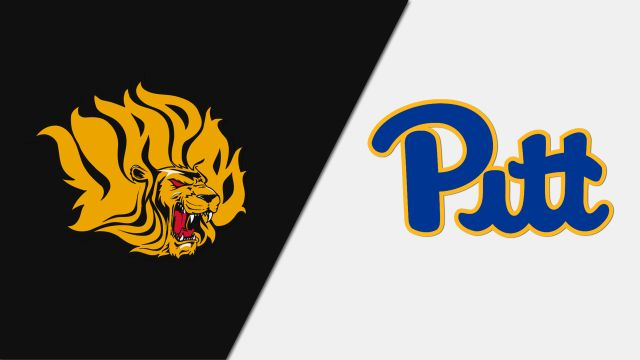 Arkansas-Pine Bluff vs. Pittsburgh (M Basketball)