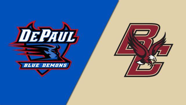 DePaul vs. Boston College (M Basketball)