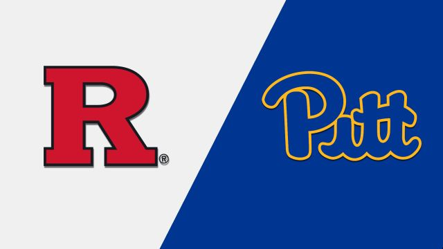 Tue, 12/3 - Rutgers vs. Pittsburgh (M Basketball)