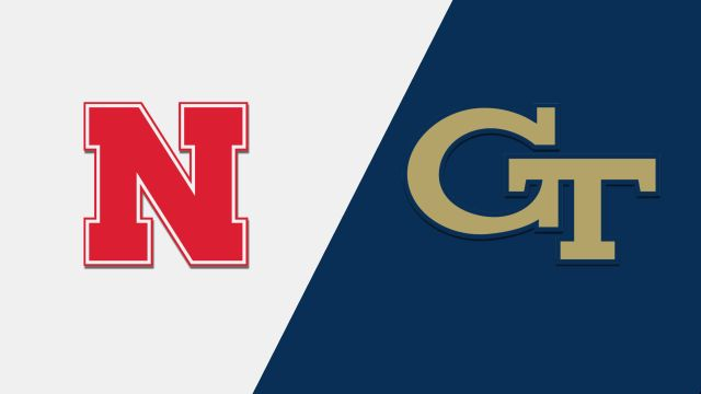 Wed, 12/4 - Nebraska vs. Georgia Tech (M Basketball)