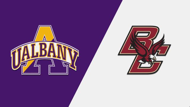 Albany vs. Boston College (M Basketball)