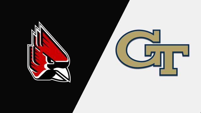 Ball State vs. Georgia Tech (M Basketball)