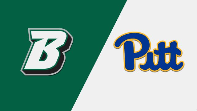 Binghamton vs. Pittsburgh (M Basketball)