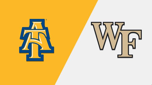 North Carolina A&T vs. Wake Forest (M Basketball)